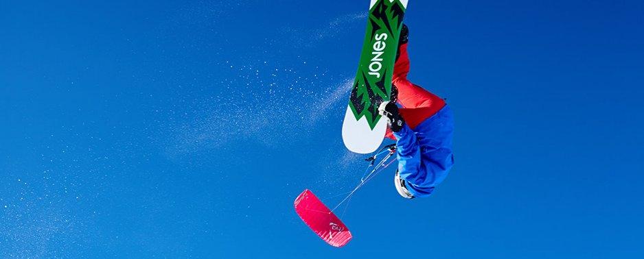 Voyage kite en Norvege