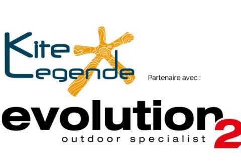 L'école de snowkite kite légende et evolution 2 outdoor specialist